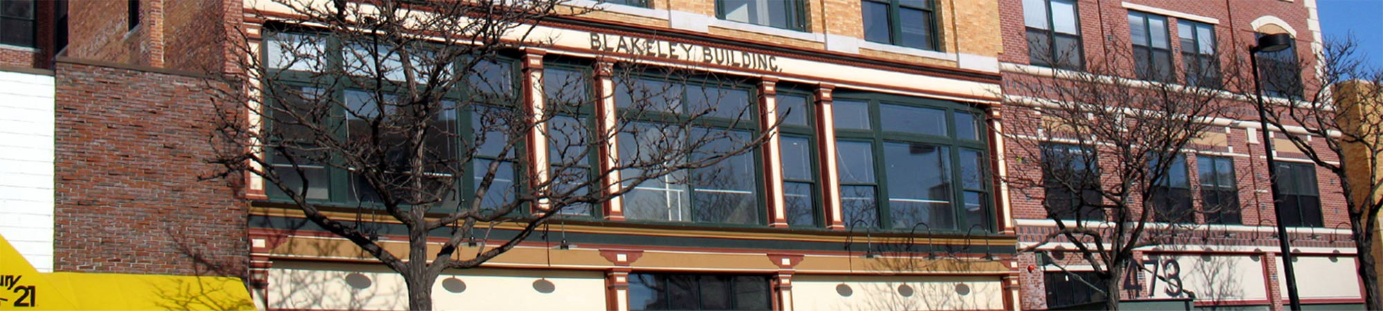 Blakely Building by L. D. Russo