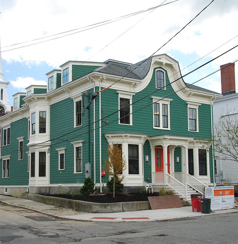 11 Market Street Apartments