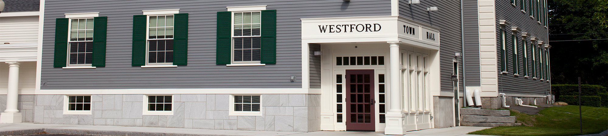 Westford Town Hall